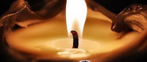 Чистящая ведьмина свеча
