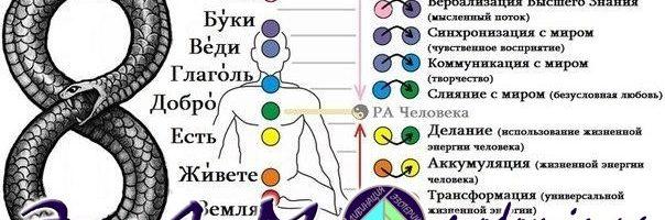 Чакры по-славянски