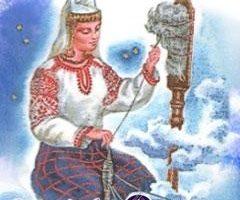 Макошь и Параскева-Пятница