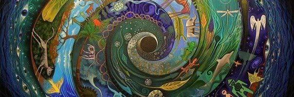 Запись шаманского бубна