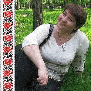 Рисунок профиля (Лариса Рачинская)